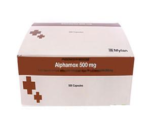 AMIXICILLIN500