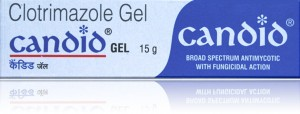 CLOTRIMAZOLE-GEL